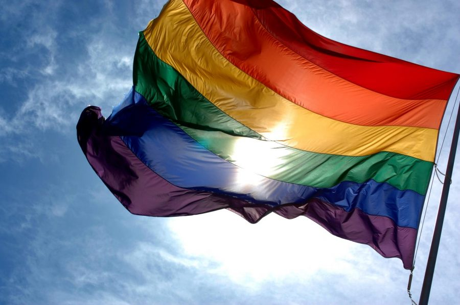 The LGBTQ pride flag needs to be represented within the Disney universe.