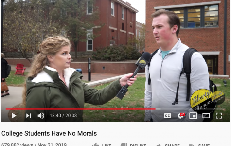 """UK Student Applauded for Response to Campus Visit from """"Gun Girl"""""""