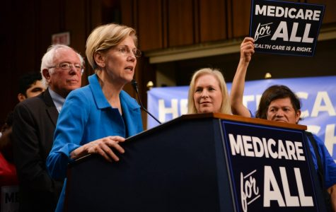 After the Jan. 14 debate, Senator Elizabeth Warren said to Senator Bernie Sanders,