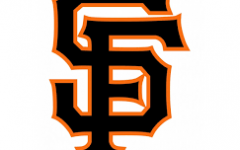 MLB Giants logo indicating how they are the first baseball team to hire a female coach.