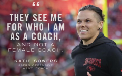 The 49ers Hit Gold with Katie Sowers