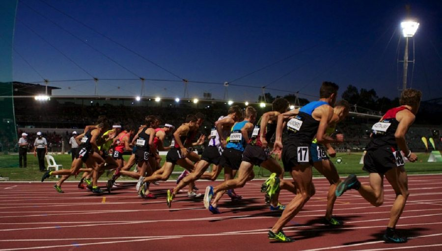 Track has evolved overtime and innovations have been made in the sport