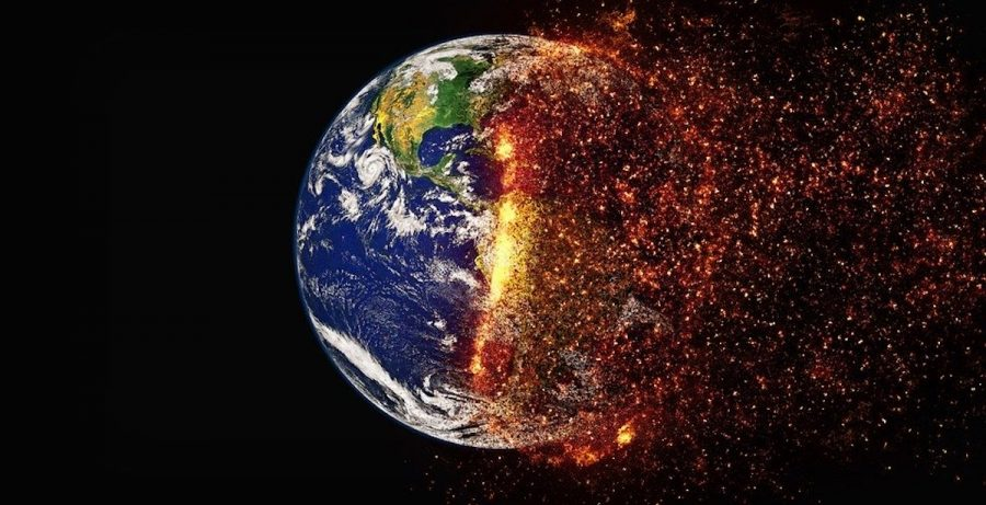 As Climate Change rampages the Earth, many places have begun to catch on fire.