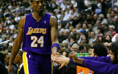 Kobe Bryant played for the Los Angeles Lakers as number 24.