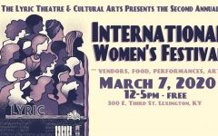 PLD Student Work Featured at International Women's Festival