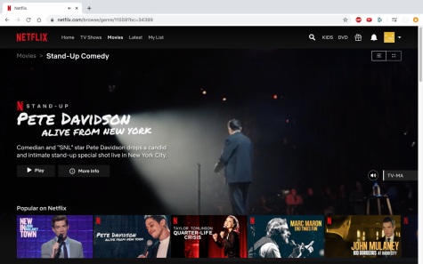 Netflix has countless comedy specials to watch during your time at home.