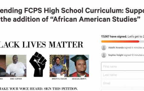 The recent outrage over police killings of black Americans has led thousands of people to sign petitions like this one.