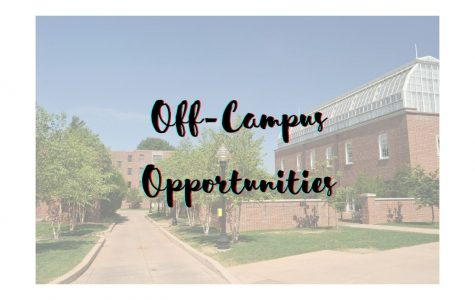 Off Campus Opportunities