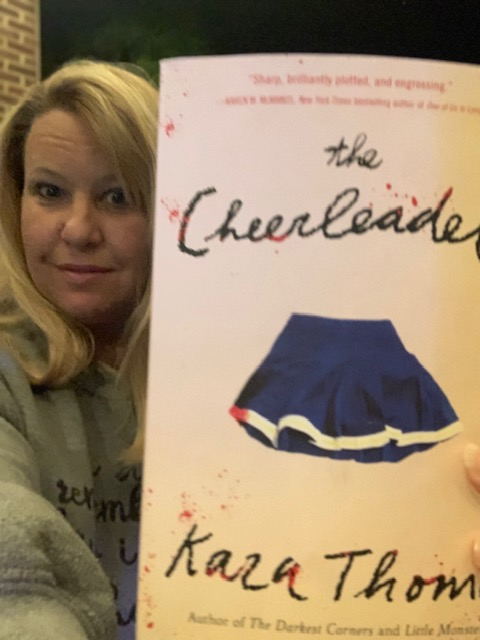 The Cheerleaders was a popular book this summer. English Teacher Ms. Kari Long also enjoyed what she described as