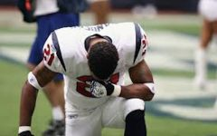 Many NFL players are known for kneeling during the National anthem as a way to protest the racial injustice in America.