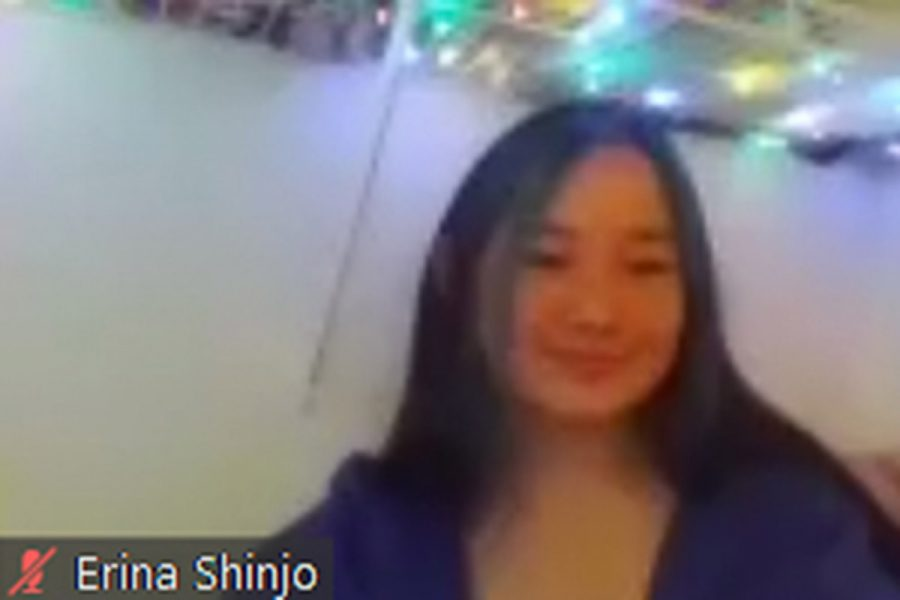 Erina Shinjo