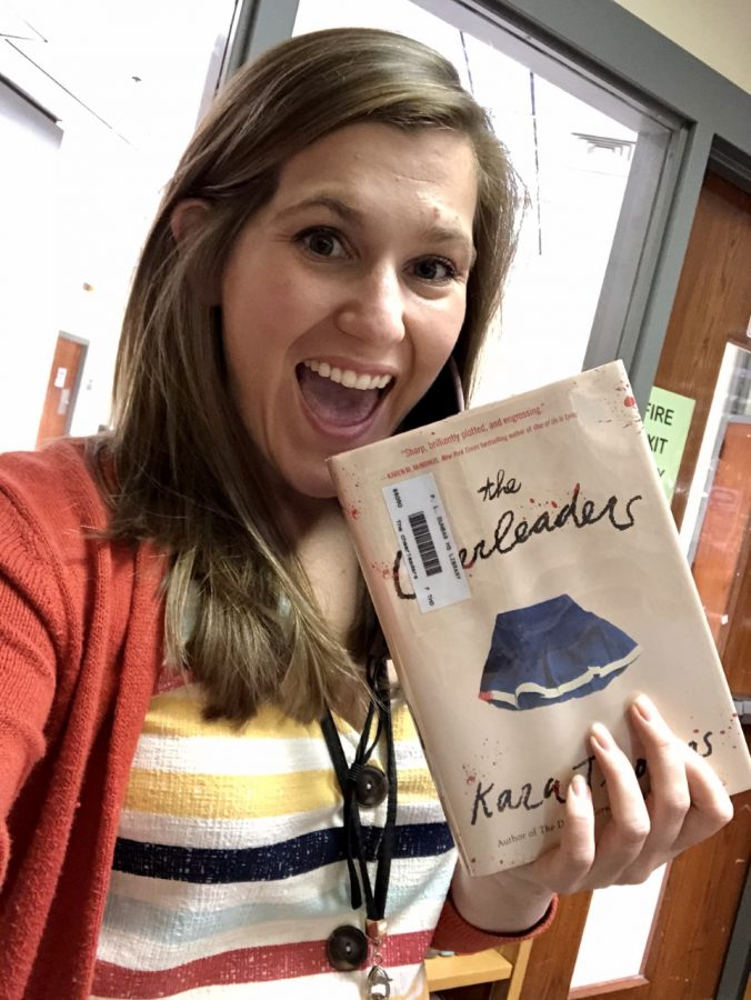 English teacher Brooke Jackson's favorite summer reads included many titles by Taylor Jenkins Reid, including The Seven Husbands of Eleanor Hugo, which Ms. Jackson described as