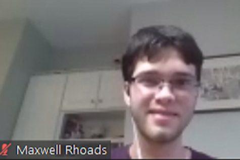 Photo of Maxwell Rhoads