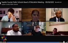 The lengthy virtual Board of Education meeting left members frustrated and confused due to a lack of planning.