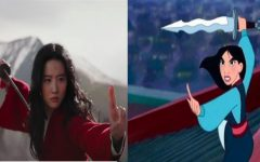 The 1998 version of Mulan and recently released live-action Mulan differed in plot and style--and in quality.