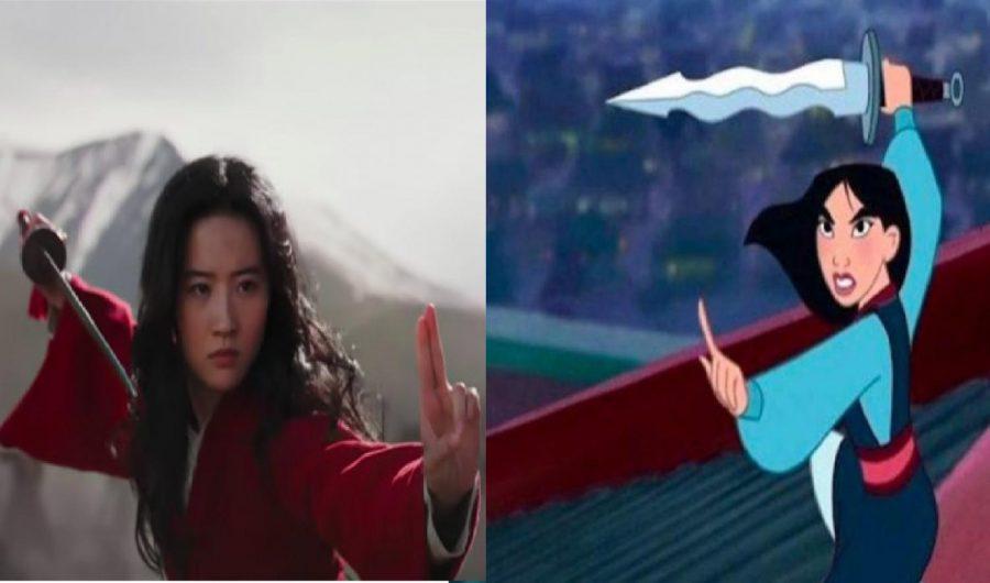 Mulan Disappointed Me