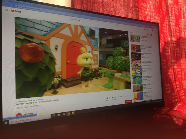 YouTube+video+describes+new+interactive+features+with+the+popular+game+Animal+Crossing.