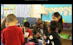 Superintendent Manny Caulk passed away unexpectedly on Friday.
