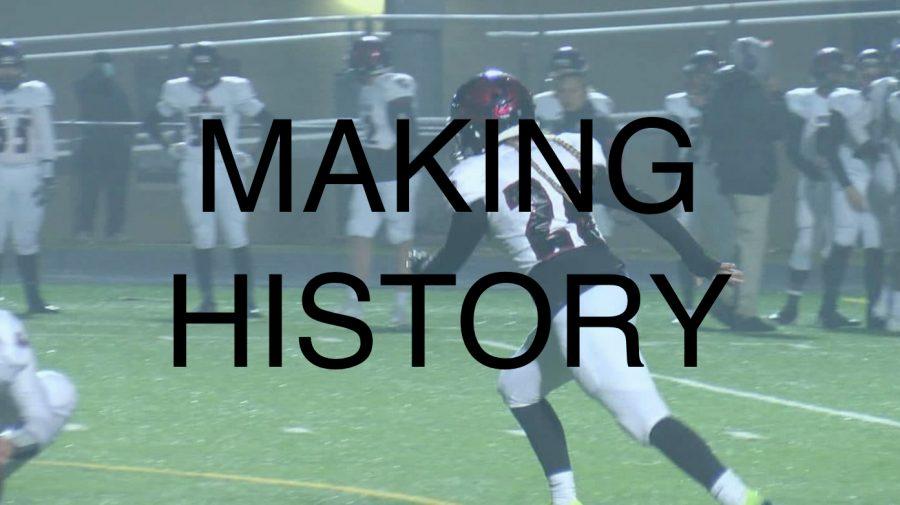 A Football First
