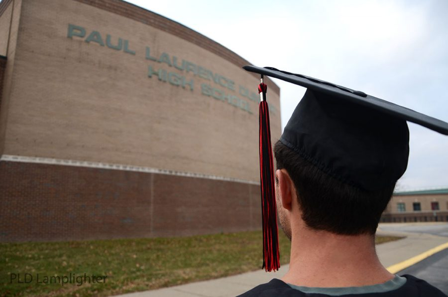Although last year's seniors had to have a drive-through graduation, many current seniors were optimistic that they'd have an in-person experience. Now, they're not so sure.