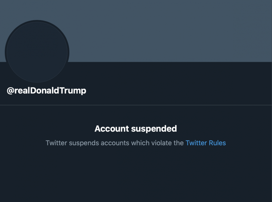 Now+that+Donald+Trump%27s+Twitter+account+has+been+suspended%2C+users+searching+for+his+account+will+find+this+message.