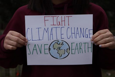 Thousands of Americans have protested to promote more aggressive action on climate change.