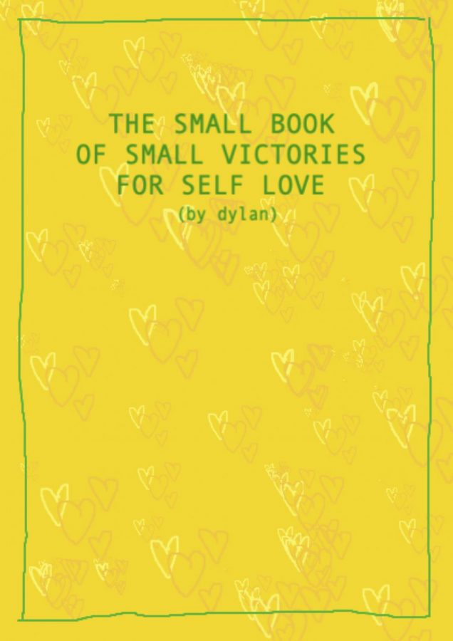 A Self-Love Zine for Valentine's Day