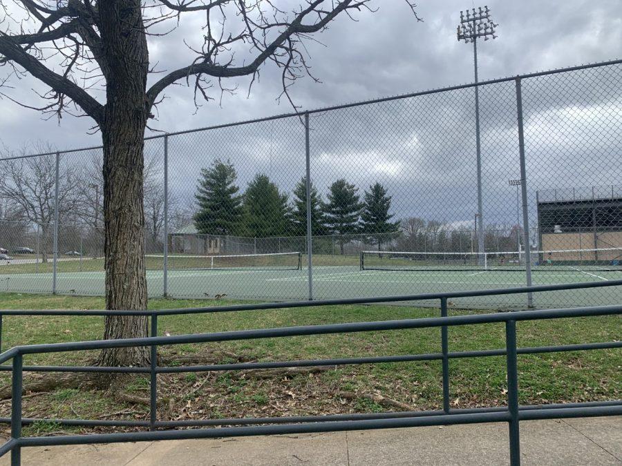 dunbar tennis season- landon smith