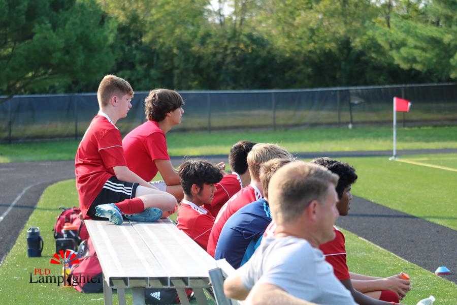 Boys soccer 9/12