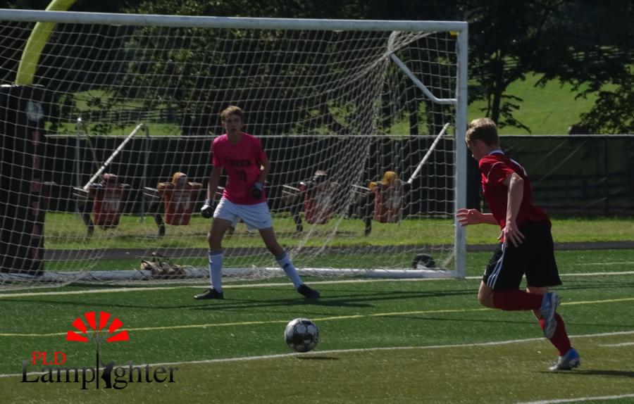 JV Soccer 9/18