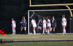 Girls soccer 10/4